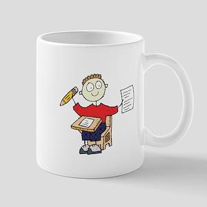 School Boy Mug