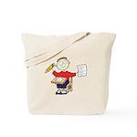 School Boy Tote Bag