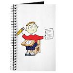 School Boy Journal