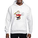 School Boy Hooded Sweatshirt