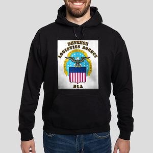 Emblem - Defense Logistics Agency Hoodie (dark)