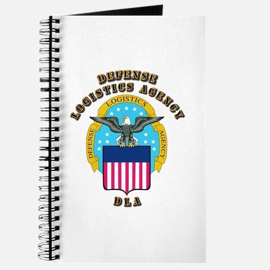 Emblem - Defense Logistics Agency Journal
