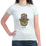 Maze City Jr. Ringer T-Shirt