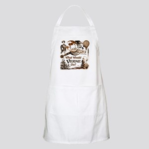 What Would Verne Do? Apron