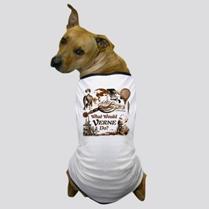 What Would Verne Do? Dog T-Shirt