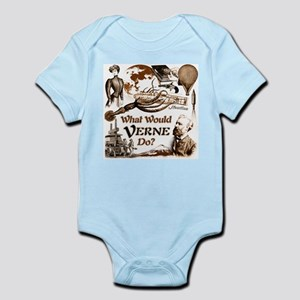 What Would Verne Do? Infant Bodysuit