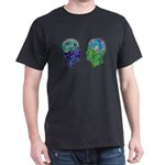 Dark Two Heads T-Shirt