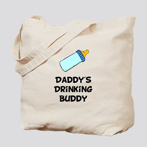 Drinking Buddy Tote Bag