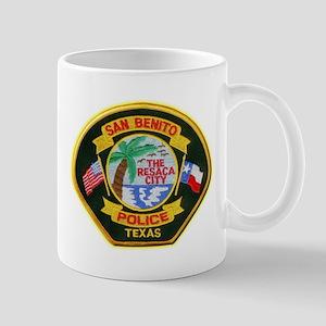 San Benito Police Mug