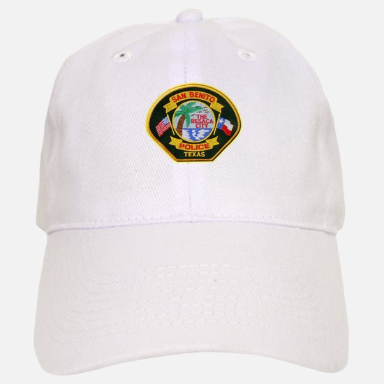 San Benito Police Baseball Baseball Cap