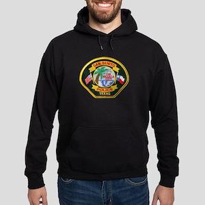 San Benito Police Hoodie (dark)
