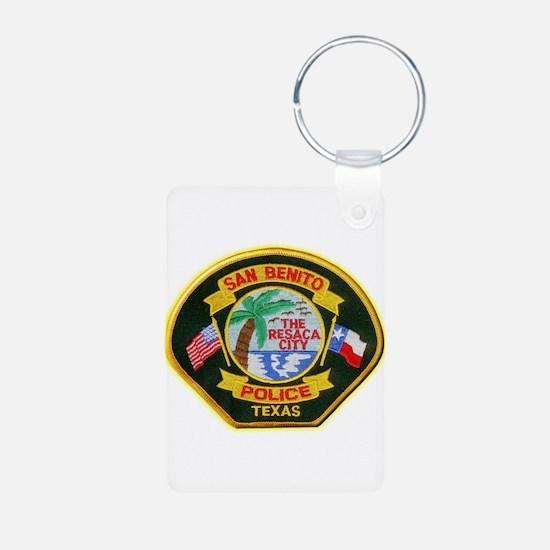 San Benito Police Keychains