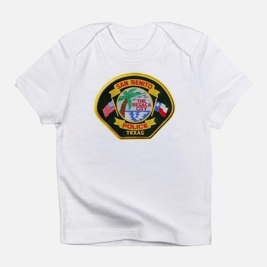 San Benito Police Infant T-Shirt