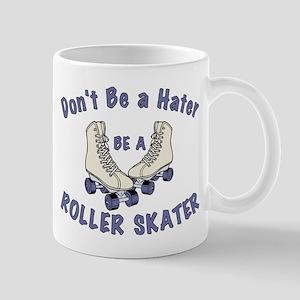 Not a Hater Roller Skater Mug