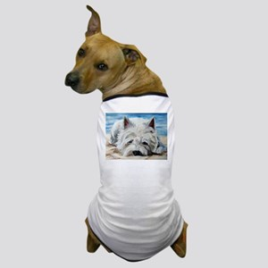 West Highland Terrier Dog T-Shirt