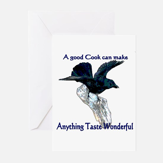Eating Crow Greeting Cards (Pk of 10)
