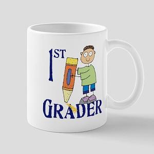 1st Grade Boy Mug