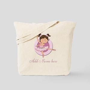 Cute Ballerina Ballet Gifts Tote Bag
