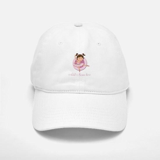 Cute Ballerina Ballet Gifts Baseball Baseball Cap