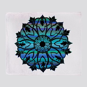 Valium Pane Throw Blanket