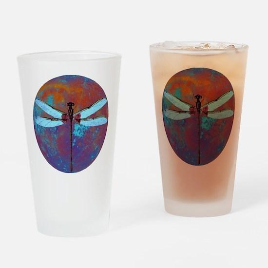 Dragonflight Drinking Glass