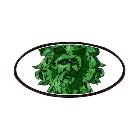 Green Man: Metamorphosis Patches