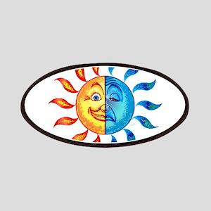 BiPolar Solar Patches