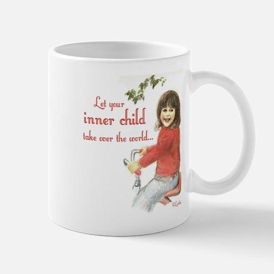 Your Inner Child... Mug