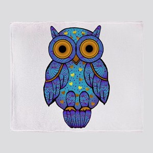 H00t Owl Throw Blanket