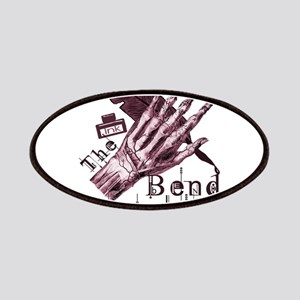 Bend Sinister Patches