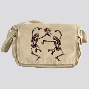 Danse Macabre Messenger Bag