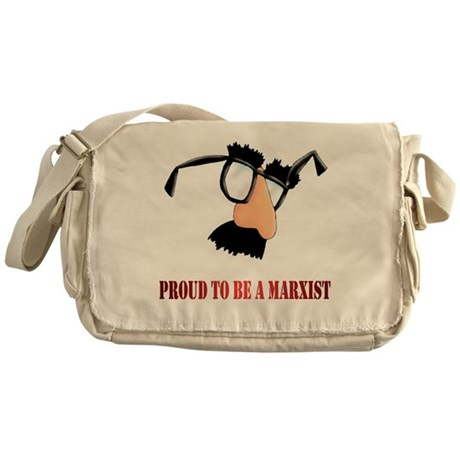 Marxist Messenger Bag