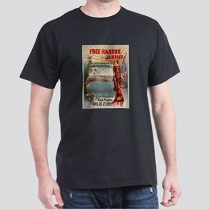 1899 Free harbor jubilee, Los Black T-Shirt
