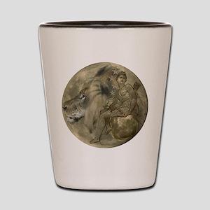 Hunter's Moon Shot Glass