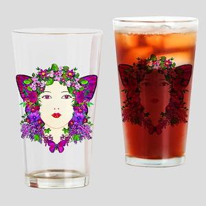 Persephone - Vivid Drinking Glass