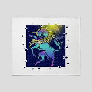 Unicorn Standard Throw Blanket