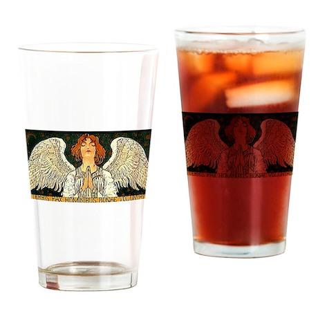 Pax Angel Drinking Glass