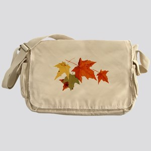 Autumn Colors Messenger Bag