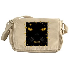 Boo! Messenger Bag