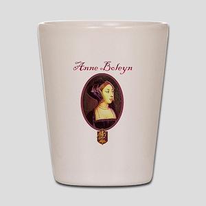 Anne Boleyn - Woman Shot Glass