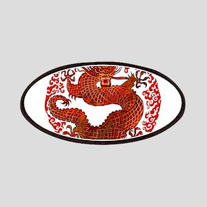 Dragon Twist Patches