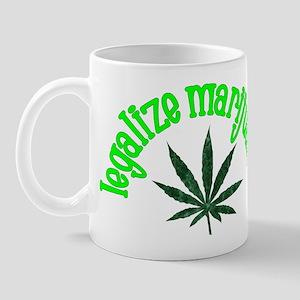 Legalize Marijuana Mug