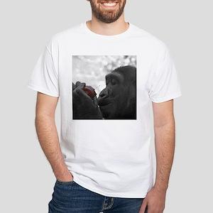 Taste the Apple White T-Shirt