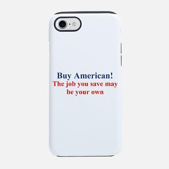 Buy American iPhone 7 Tough Case