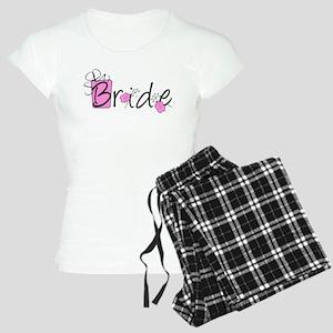Pink Lady Bride Women's Light Pajamas
