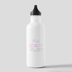 Jane Austen Pride Quotes Hous Stainless Water Bott