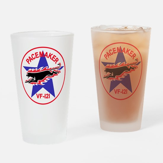 VF-121 Pacemaker Drinking Glass