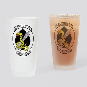 VF-92 Drinking Glass