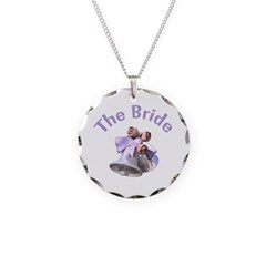 Wedding Bells Bride Necklace