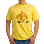 City Dog Yellow T-Shirt